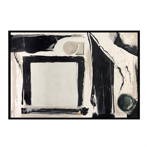 Framed Printed Canvas-Modernist-Boxed - 48
