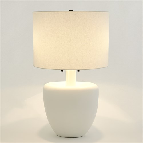 Impression Lamp-Matte White