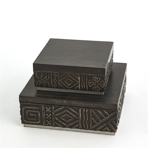 Oti Boxes-Black