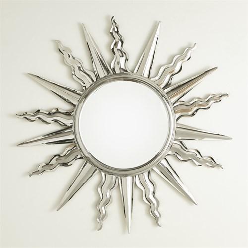 Soleil Mirror-Nickel