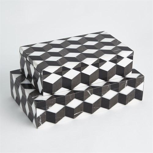 Escher Marble Box