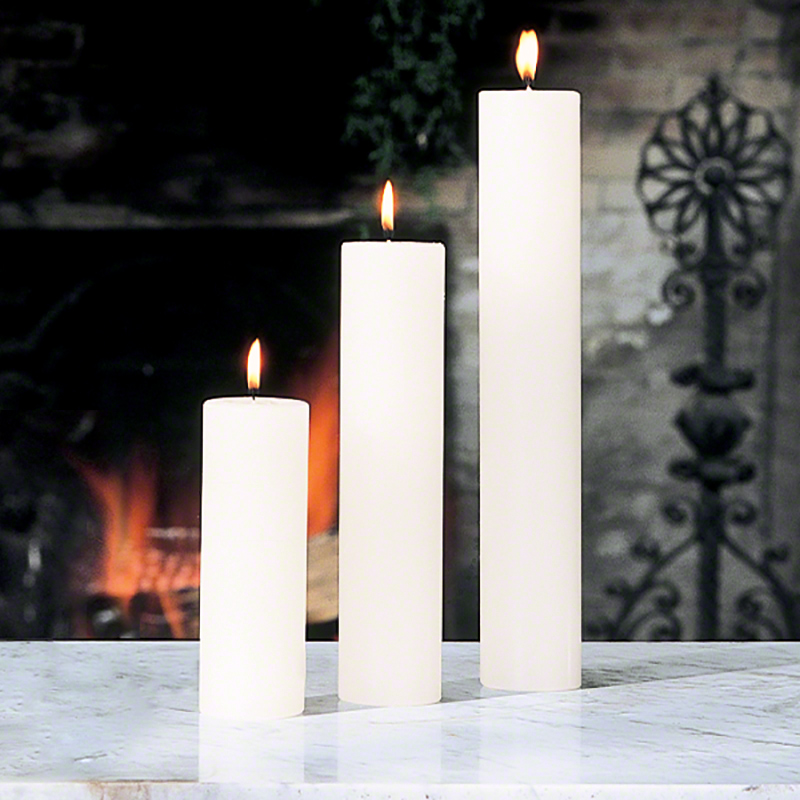 Pillar Candle-Unscented-2