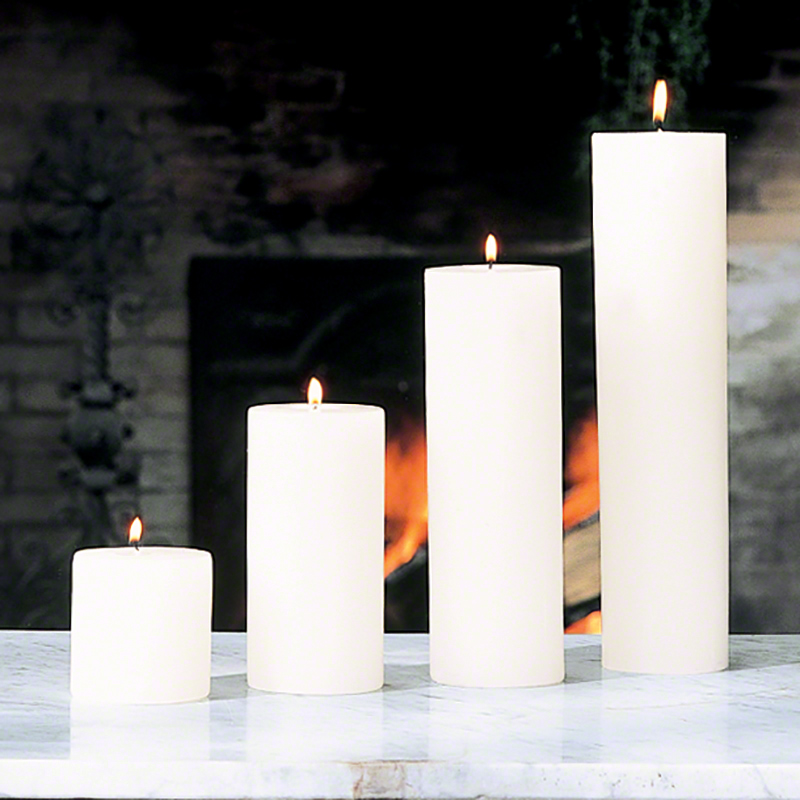Pillar Candle-Unscented-3