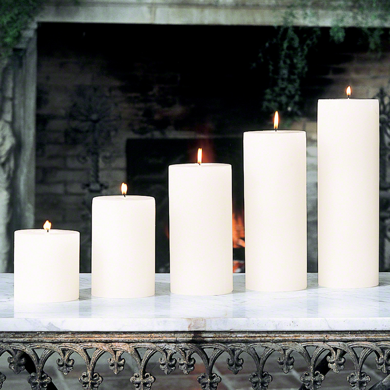 Pillar Candle-Unscented-4