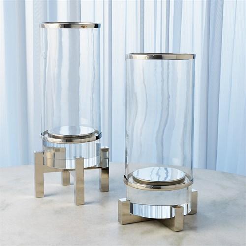 Cylinder Hurricane W/Rim-Nickel