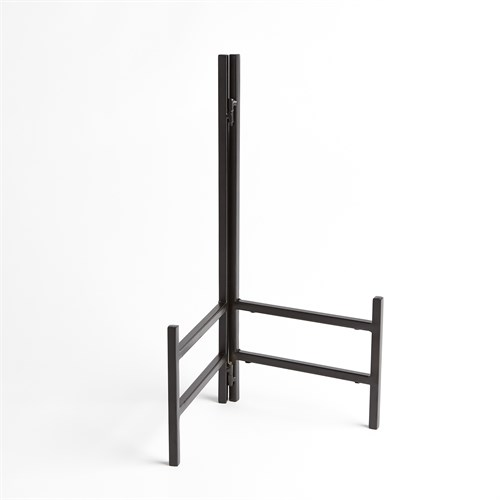 Square Bar Plate Stand