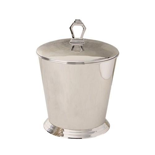 Bucket w/Lid-Nickel