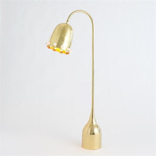 Tulip Quartz Floor Lamp