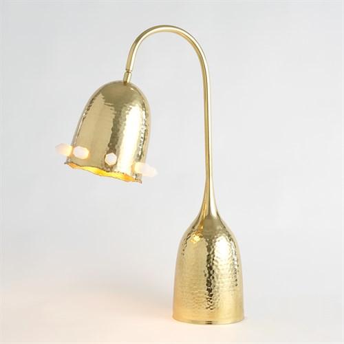 Tulip Quartz Table Lamp
