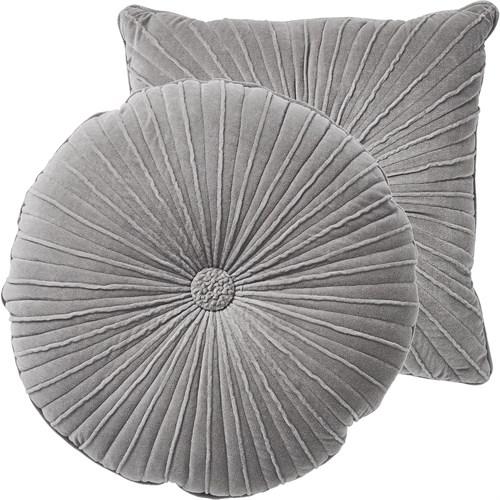 Van Dyke Pillows - Grey