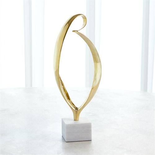 Bent Loop-Brass