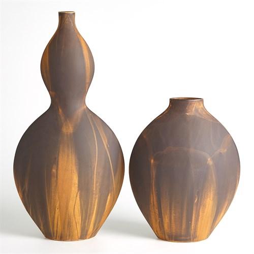 Helios Vases-Washed Terracotta