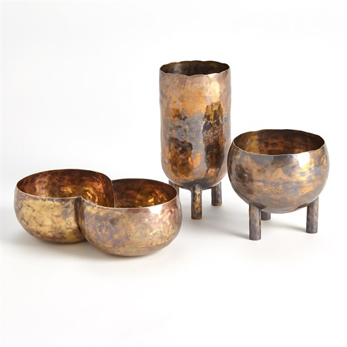 Alchemy Containers-Burnt Brass