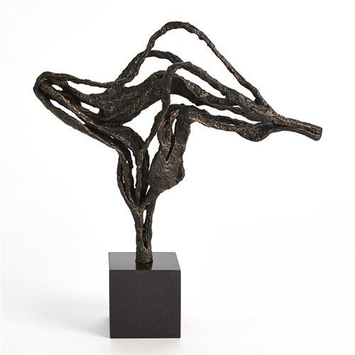 Tangled Sculpture