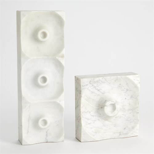 Obie Sculptures-White Banswara Marble