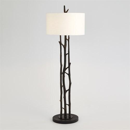 Grove Floor Lamp-Bronze