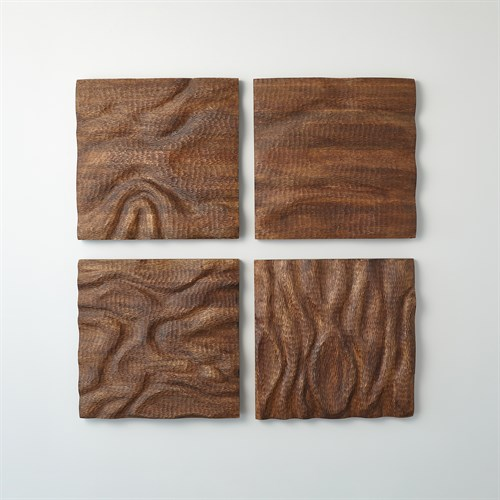 Dune Wall Panels-Weathered Brown