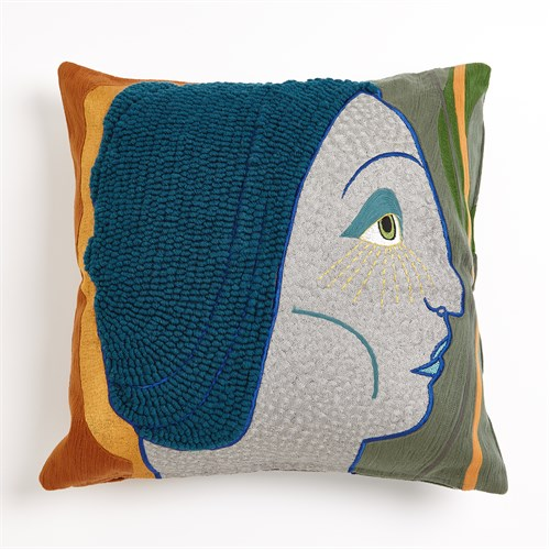 Frau Heidi Pillow