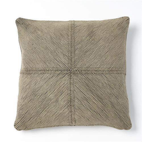 Feather Pillow-Timber Wolf