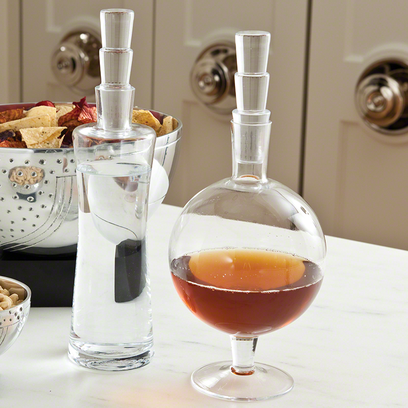 Stand and Ollie Decanters