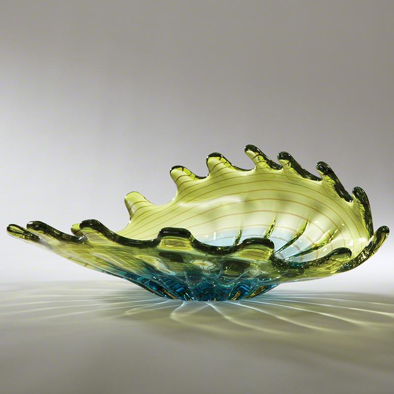 Venus Bowl-Aqua/Lime