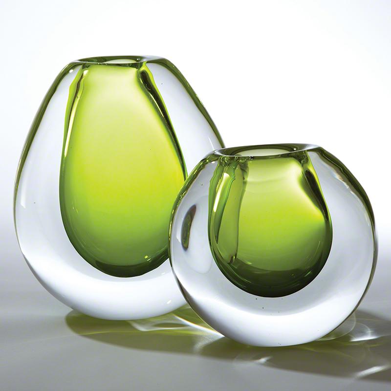 Ice Vase-Limeade