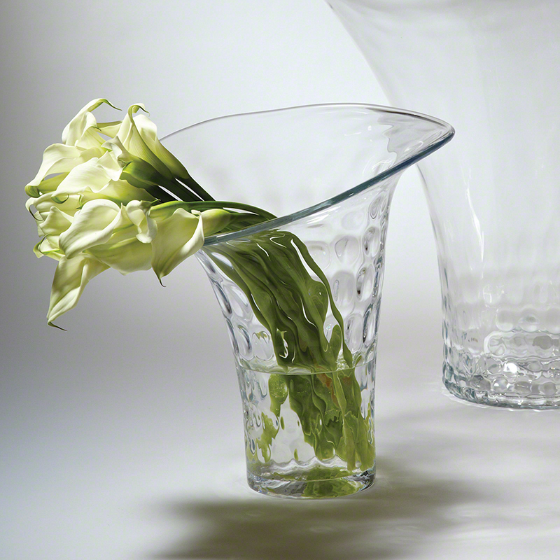 Honeycomb Flair Vase