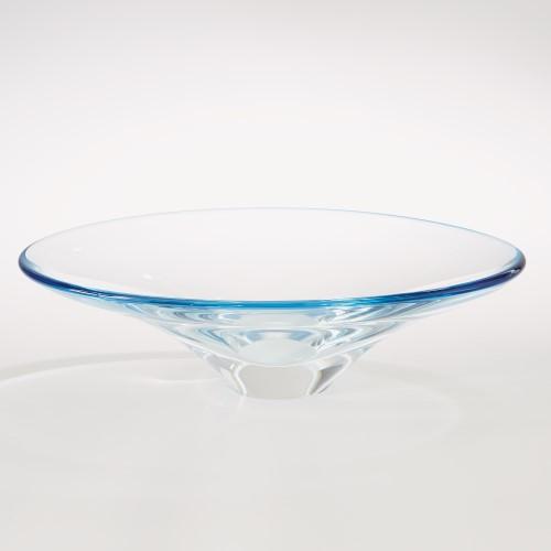 Oval Bowl-Ocean