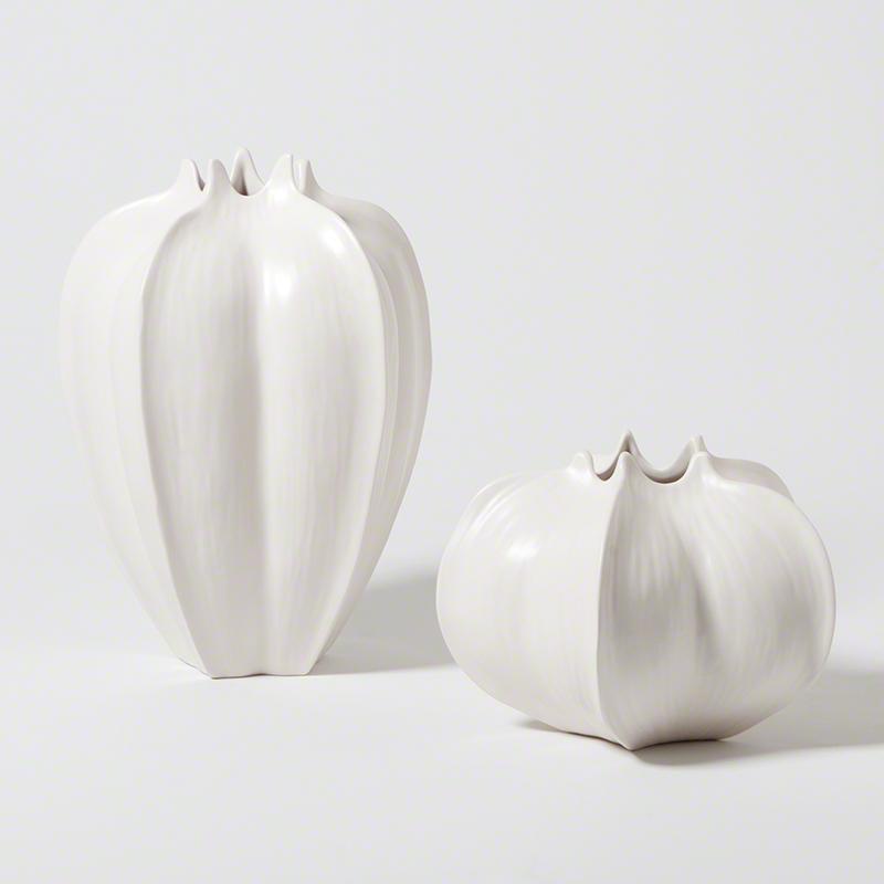 Star Fruit Vases
