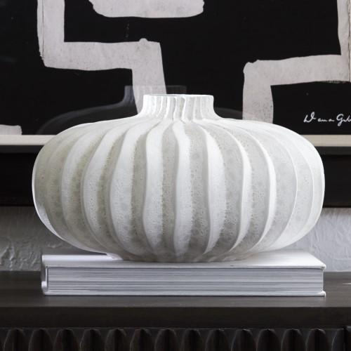 Lithos Vase-Squat