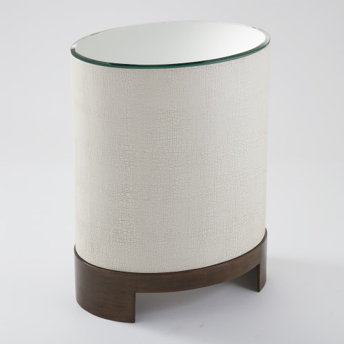 Ellipse Accent Table