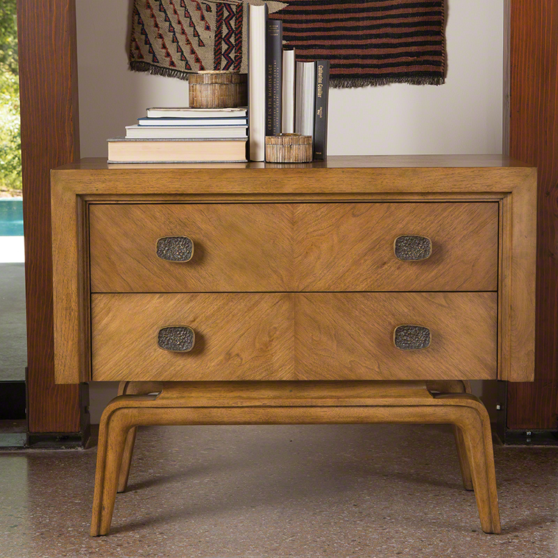 Vienna 2 Drawer Chest