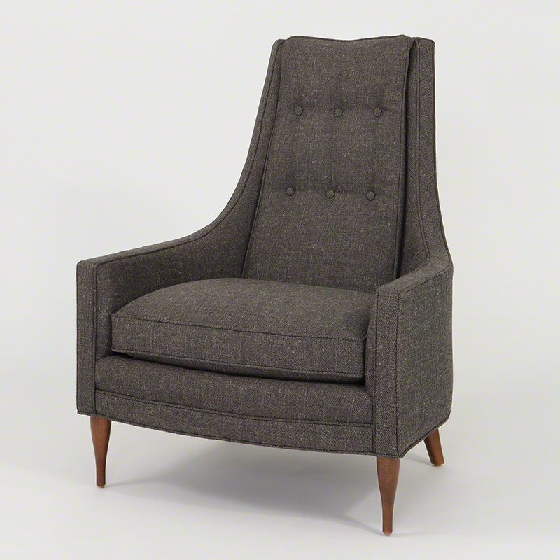 Wayne Chair-Alvaro Grey