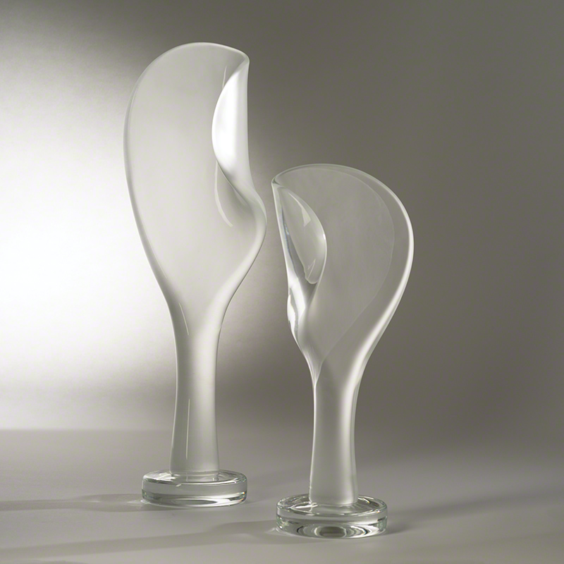 Glass Sculpture-Him
