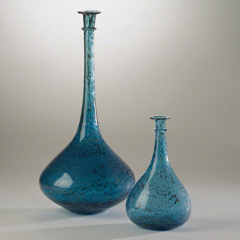 Pompeii Vessel-Blue Granilla
