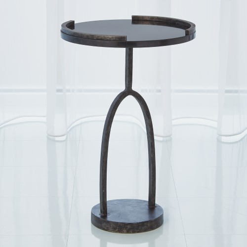 Wishbone Accent Table