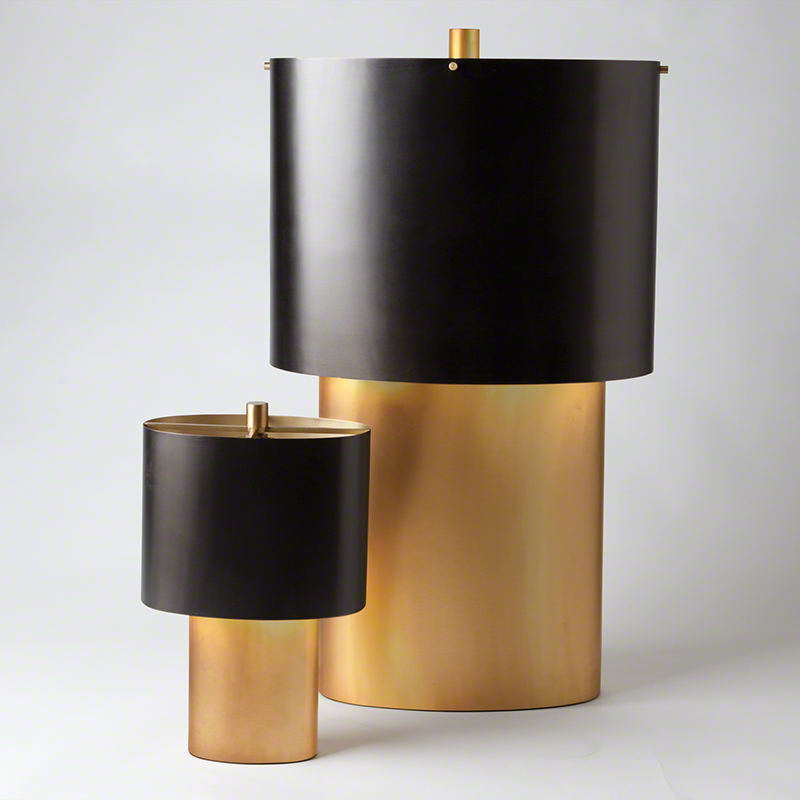 Nordic Gold Table Lamps