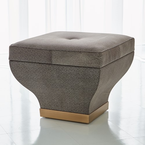 Churchill Storage Ottoman