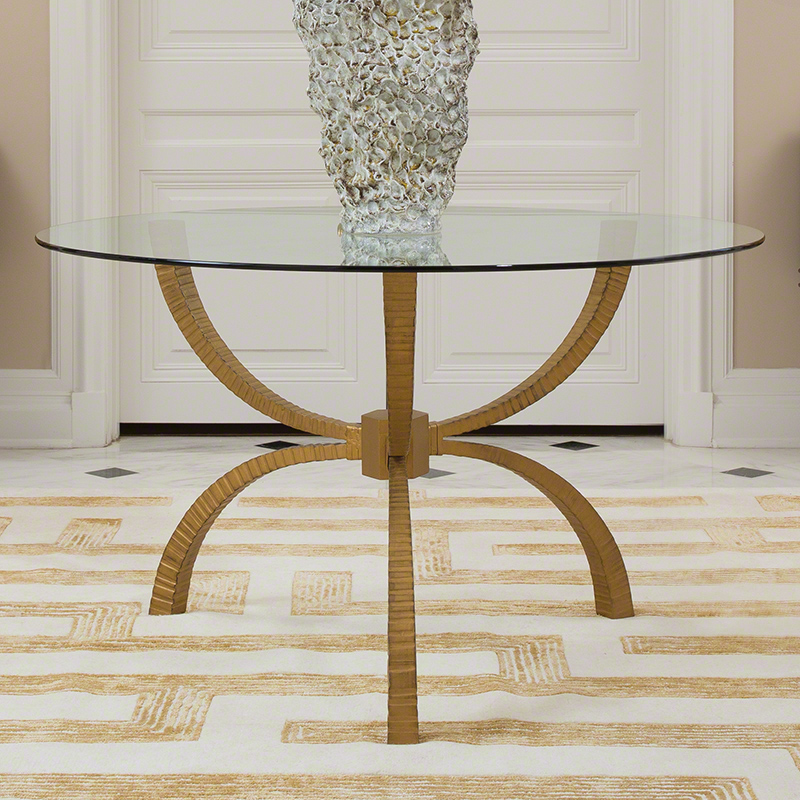 Teton Table-Gold
