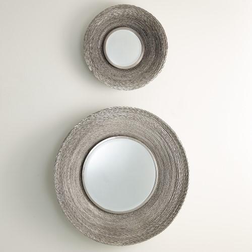 Twisted Mirror-Nickel