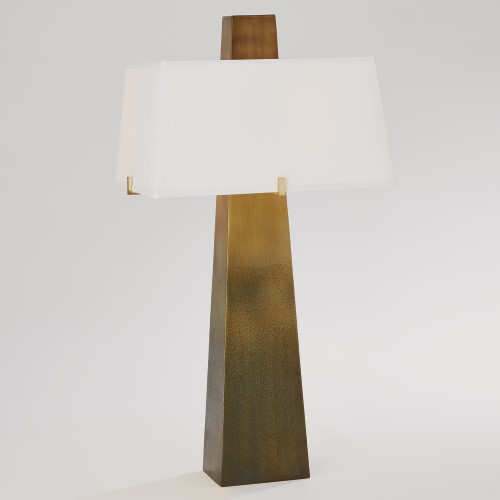 Stoic Lamp-Ombre Brass