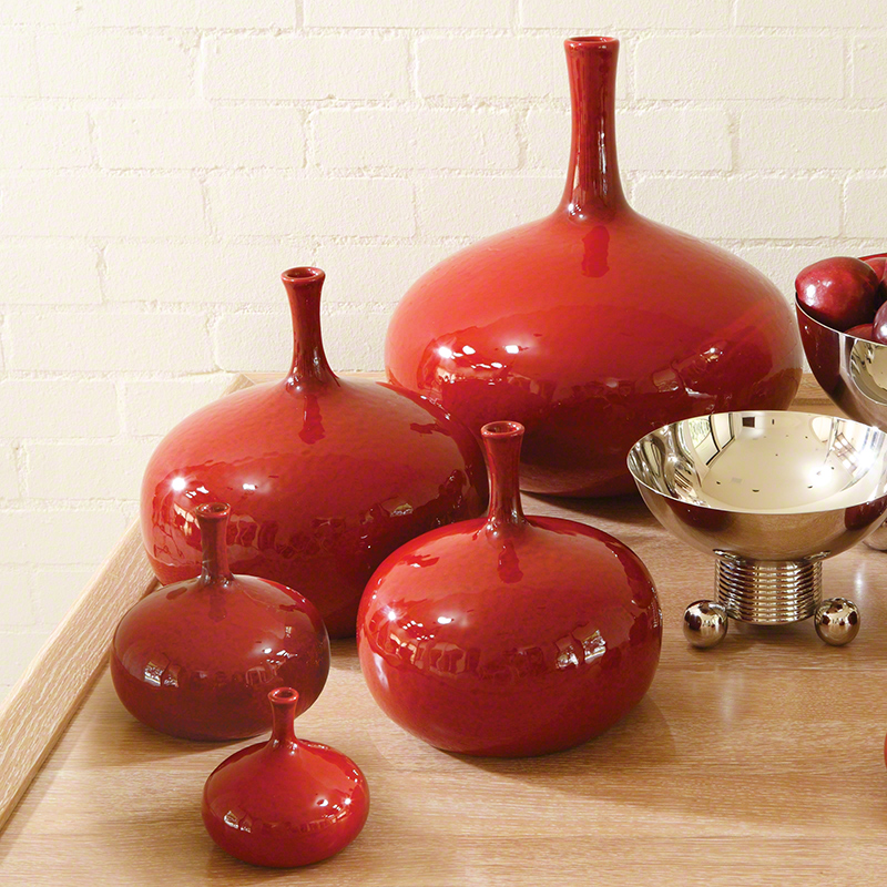 Global Views Products Tomato Vase