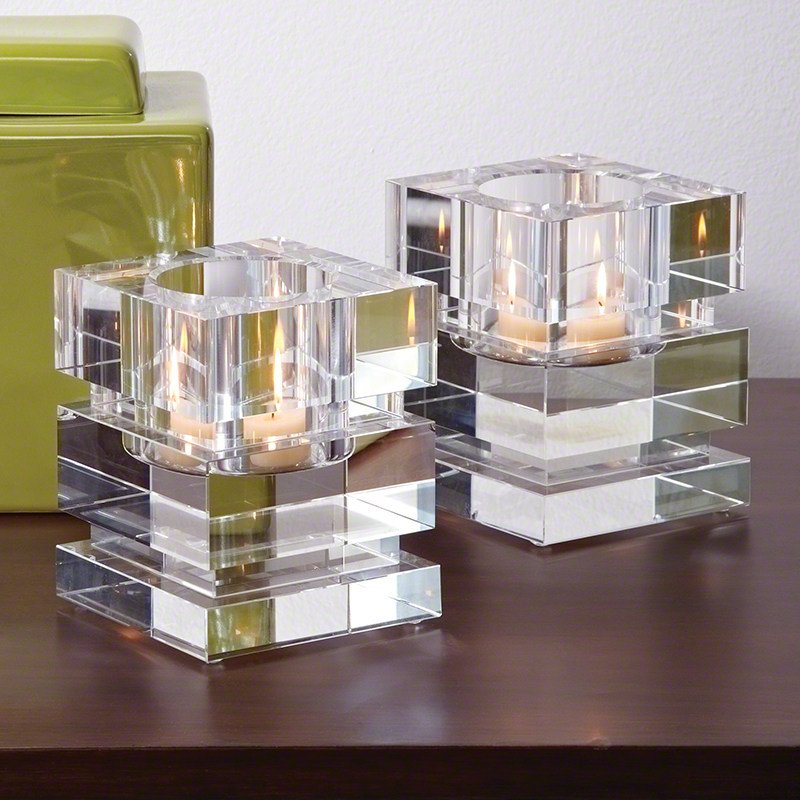Brilliant Votive Holder