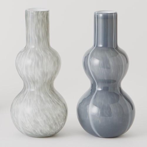 Two Bubble Vase