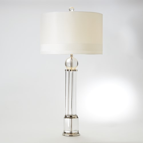 Crystal Tower Lamp
