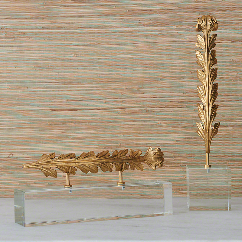 Horizontal Scroll Fragment-Brass
