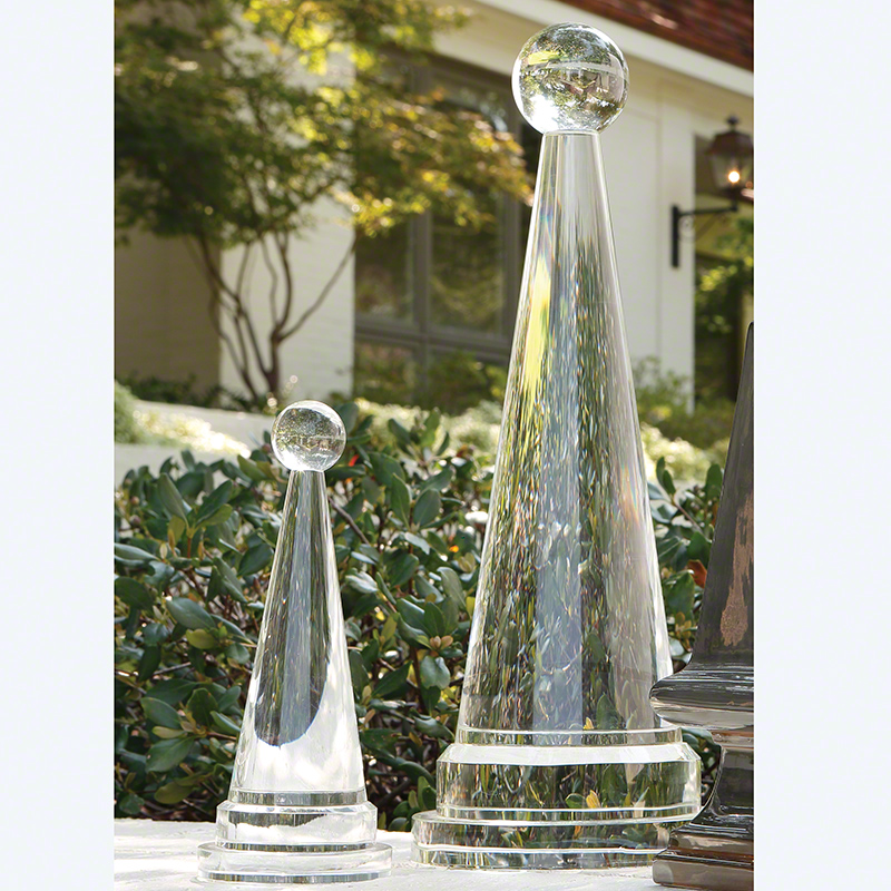 Crystal Cone Obelisk