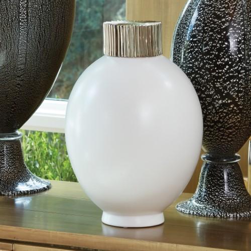 Blanc De Chine Jar