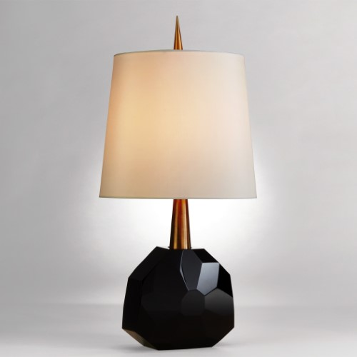 Gem Lamp-Polished Brass