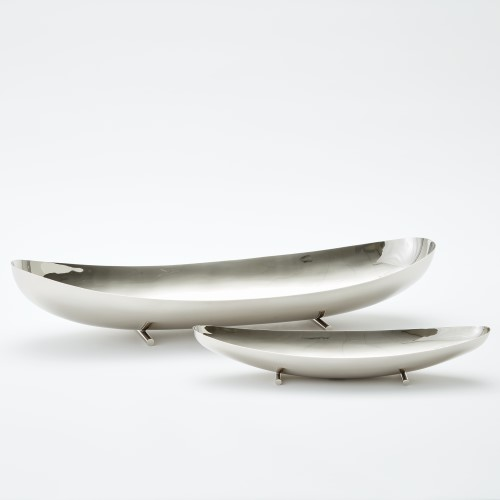 Boat Bowl - Nickel
